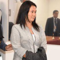 Keiko Fujimori queda encarcelada en una prisión para mujeres de Lima