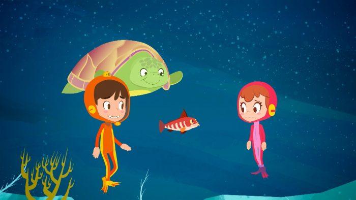 Festival internacional premia serie infantil chileno-colombiana como una de las mejores producciones infantiles