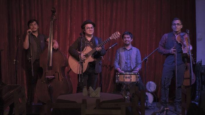 Concierto gratuito de jazz guachaca, foxtrot y boleros en Patio Bellavista