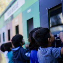 Bus del reciclaje: educación para cuidar el planeta