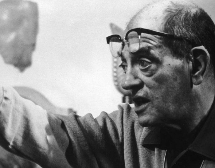 """Ciclo """"Estética de la violencia II"""" obra de Luis Buñuel en Sala Sazié"""