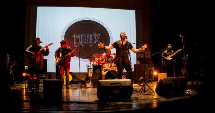 Concierto de Mantiz Band en Lemmy Bar