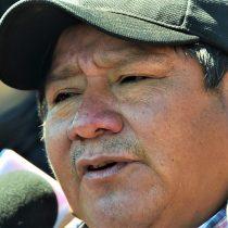 Familia Catrillanca presenta querella por homicidio