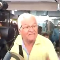 Funan a ex agente de la CNI en plena comuna de Providencia