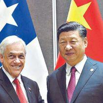 Presidente chino busca estrechar lazos con Chile en reunión con Piñera