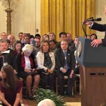 CNN versus Trump: canal presenta demanda contra el Presidente de EEUU por vetar a periodista
