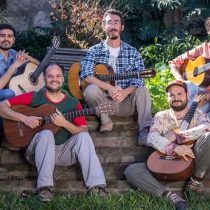 Concierto Quinteto de Guitarras de Carlos Aguirre en Centro GAM