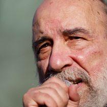Raúl Zurita emplaza al Gobierno a declarar duelo nacional por muerte de Catrillanca