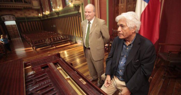 Pianista Roberto Bravo será investido como Dr. Honoris Causa por la UTEM