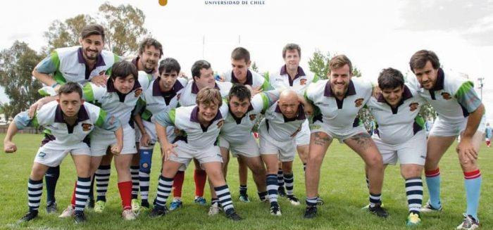Primer Festival de Rugby inclusivo en Chile