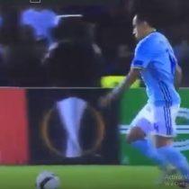 El contragolpe de Fabián Orellana que venció al Real Madrid