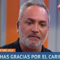 Luis Jara anuncia en vivo su retiro de la televisión