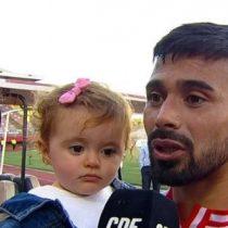 Divertida entrevista a jugador de Curicó provoca risas en Redes Sociales