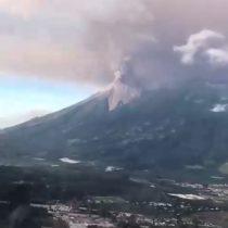 Las imágenes que dejó la erupción del Volcán de Fuego en Guatemala