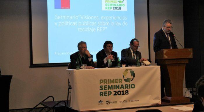 Especialistas nacionales e internacionales analizaron los avances de la Ley REP