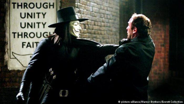 """""""V de Vendetta"""": la película que hizo del 5 de noviembre una revolución"""
