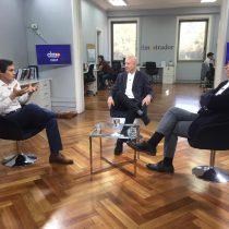 Cristián Valdivieso y Marco Moreno analizan en La Semana Política el plan de Piñera: Cuando la economía no anda, el Gobierno pone énfasis en el orden