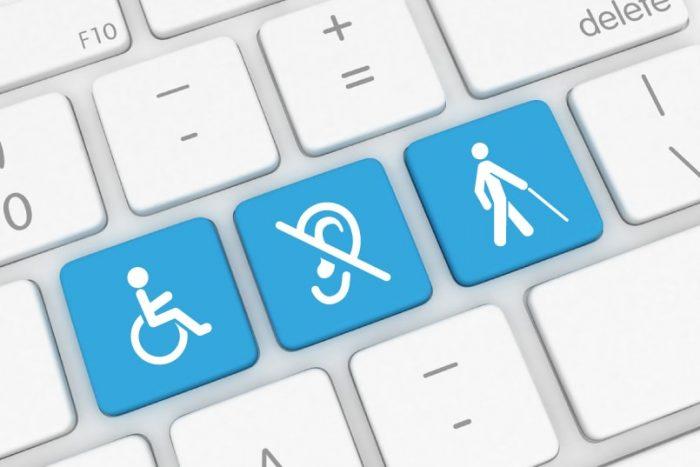 Accesibilidad en páginas web: