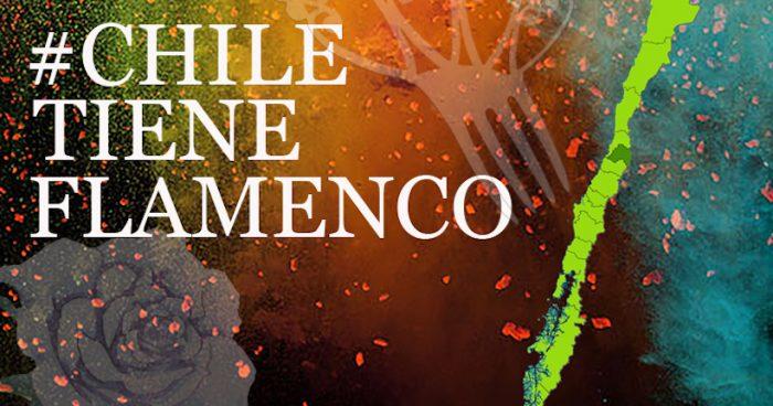 Evento gratuito Chile tiene Flamenco en Mercado Tirso de Molina