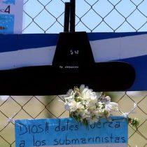 Argentina: Suspenden hasta febrero búsqueda del ARA San Juan