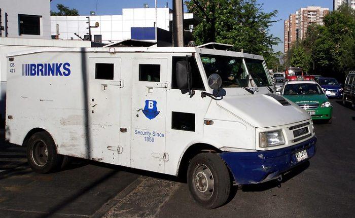 Roban cerca de $1.500 millones de un camión de valores en La Granja