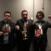 Hernán Caffiero, ganador del Emmy: