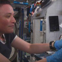 La NASA publica el primer video en 8k grabado desde el espacio