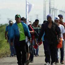 Caravana de migrantes: las reacciones de los centroamericanos a las amenazas de EE.UU.
