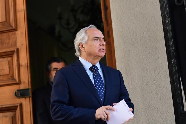 La seguidilla de contradicciones de La Moneda sobre los antecedentes de Camilo Catrillanca