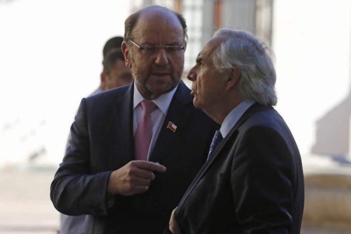 Chadwick versus Moreno: la pugna interna en La Moneda que se desató con el caso Catrillanca