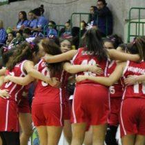 Dos al hilo: selección femenina sub 15 de básquetbol se consagra bicampeona en Sudamericano