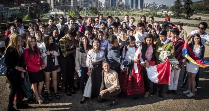 Chile recibe a jóvenes latinoamericanos en el marco del encuentro Concausa