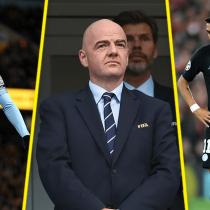 Escándalo en el fútbol: UEFA cubrió el dopaje financiero de PSG y Manchester City