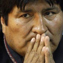 Morales lamenta que Chile no responda el pedido de retomar diálogo sobre mar
