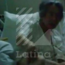 Polémico video de Alberto Fujimori lo muestra caminando perfectamente luego de escuchar el fallo a su hija