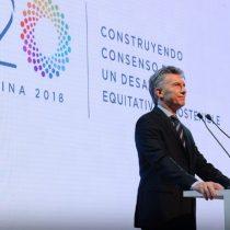 Conflictos comerciales dominarán la cumbre del G20