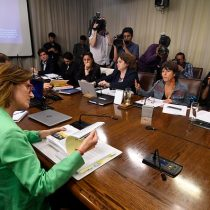 """Cristina Girardi al iniciar el debate de Aula Segura: El Gobierno piensa que la Cámara """"pesa menos que un paquete de cabritas"""""""