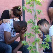 Tragedia de migrantes: Mueren 3 haitianos en el incendio de su casa en Estación Central