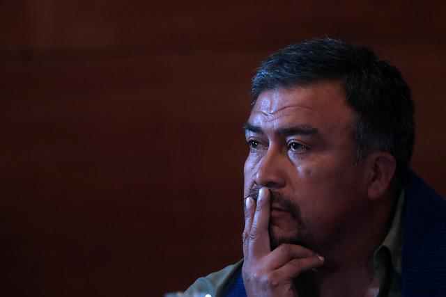 """Héctor Llaitul, líder de la CAM: Todo indica que el asesinato de Camilo Catrillanca """"habría sido un ajusticiamiento"""""""