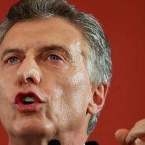 Macri dice que está listo para presentarse a la reelección: