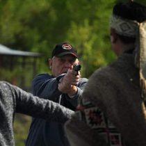 La amenaza con arma de fuego de un empresario turístico a una comunidad mapuche