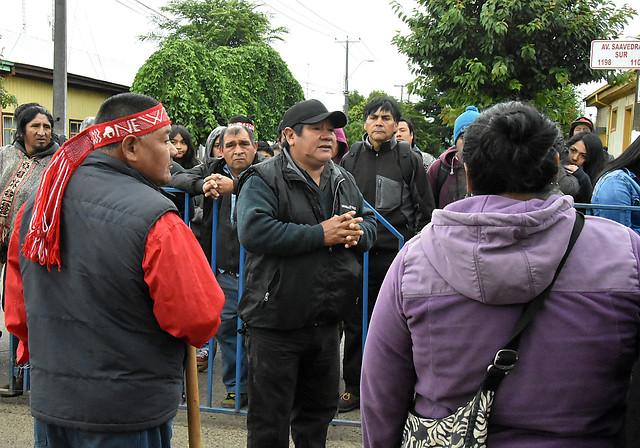 """""""Renuncia Chadwick"""": Padre de Camilo Catrillanca exige la salida del ministro del Interior"""