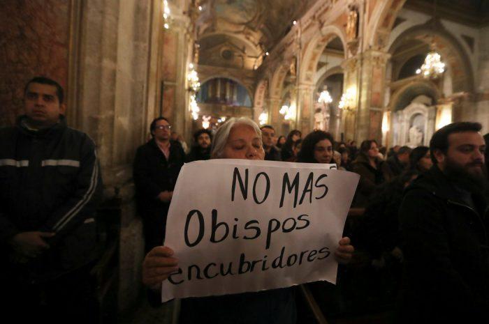 Investigaciones sobre abusos en la Iglesia católica de Chile aumentan y llegan a 245