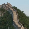 Cómo intentan restaurar la Gran Muralla China amenazada por la naturaleza