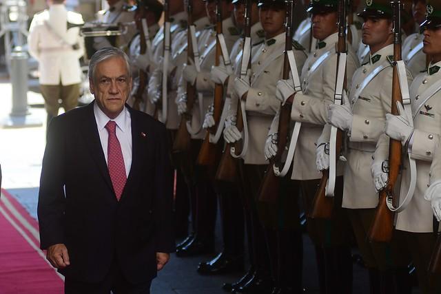 """Bloomberg por crimen de Camilo Catrillanca: """"Este caso amenaza con salpicar al multimillonario Presidente Sebastián Piñera"""""""