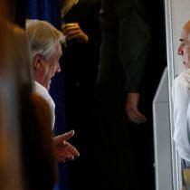 """Piñera habla del #RenunciaChadwick: """"Los cargos son de la exclusiva confianza del Presidente"""""""