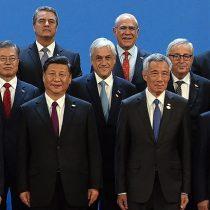 Chile observa reuniones del G20 para frenar trabas al crecimiento