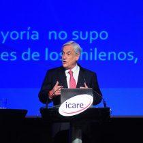 Enade: con dos versiones, sin Piñera y más seguridad