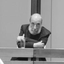 Raúl Zurita en homenaje a Camilo Catrillanca: