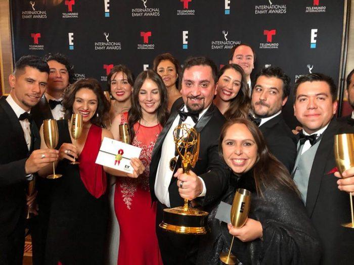 """""""Una historia necesaria"""", serie sobre los desaparecidos censurada por la TV chilena, gana el Emmy"""